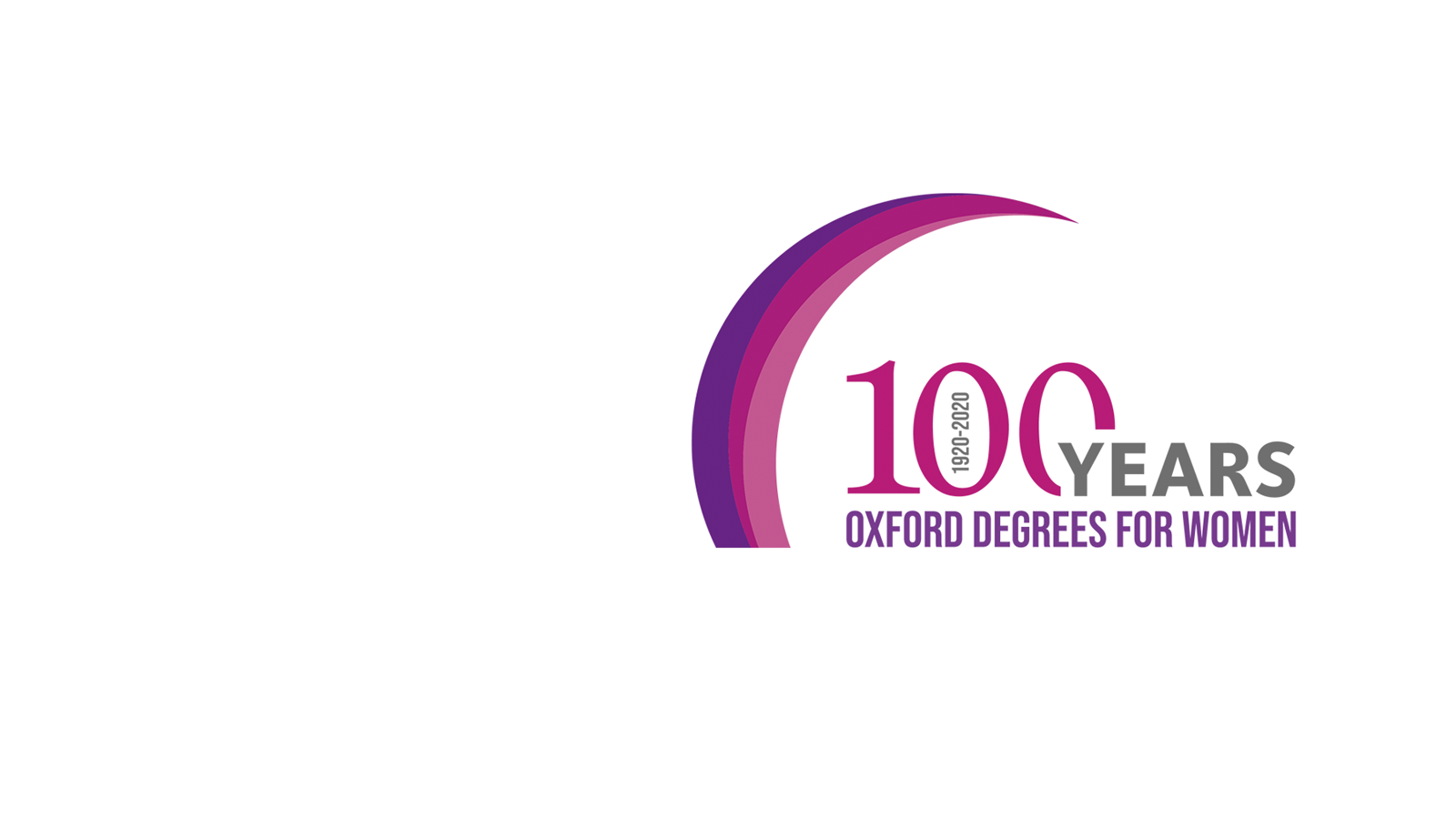 100 years women degrees logo2