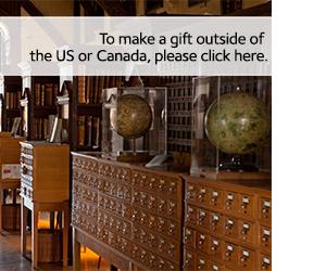 Globe/library image