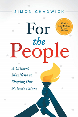 cover of for the people book