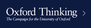 Oxford Thinking: The Campaign for the University of Oxford